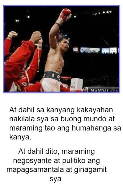 The Pacquiao(award winning story 2009) 15