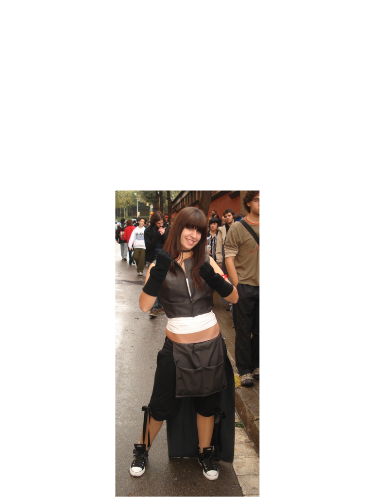 Tifa en Barcelona ^^ DSC00046copia