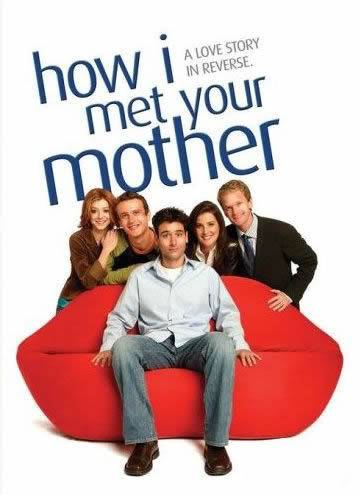 How I met your mother Season 1,2,3 and 4 RMVB How20i20met20your20mother