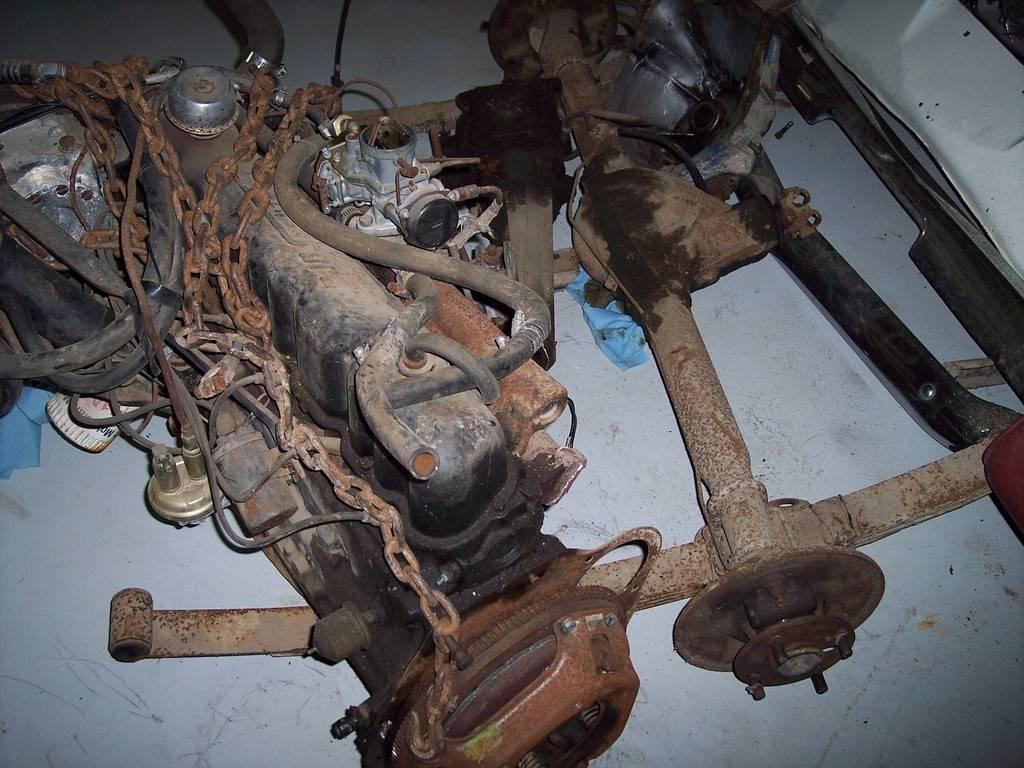 66 Mustang Parts 100_5758