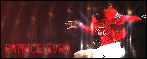 Manchester United Patrice-Evra