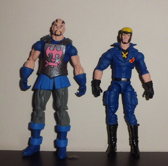 Marvel Customs: Havok & The Executioner TheExecutionerHavok