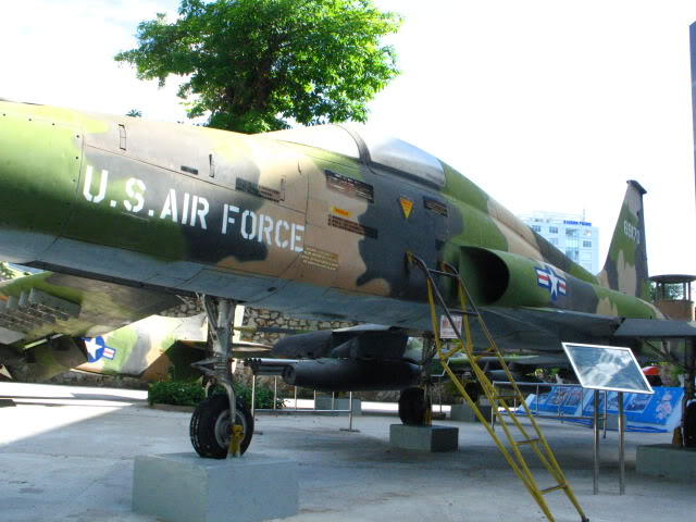 Vietnam War Remnants Museum, Saigon 003-6