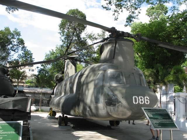 Vietnam War Remnants Museum, Saigon 005-6