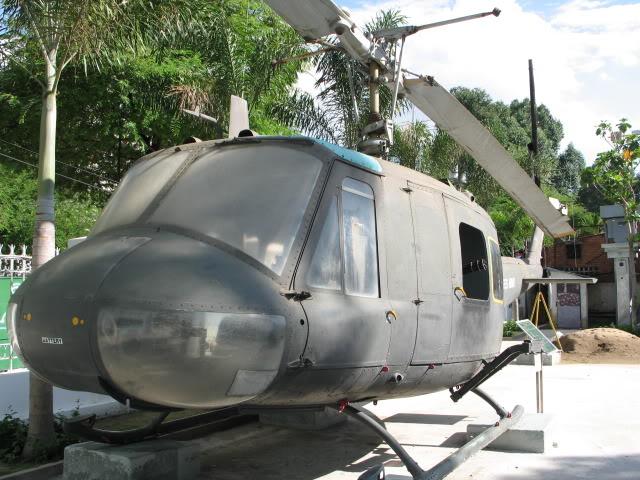 Vietnam War Remnants Museum, Saigon 007-2