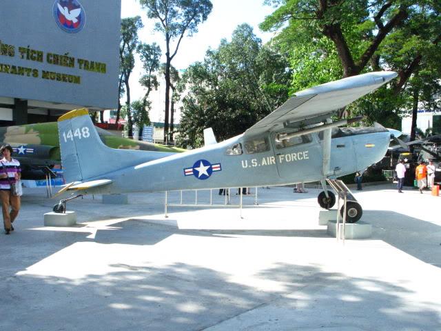 Vietnam War Remnants Museum, Saigon 011-2