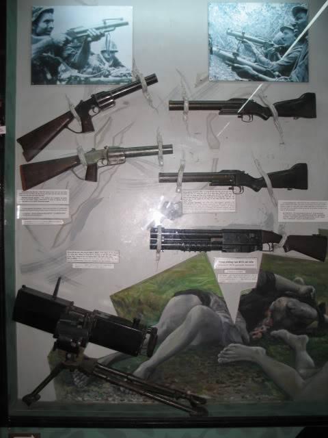 Vietnam War Remnants Museum, Saigon 018