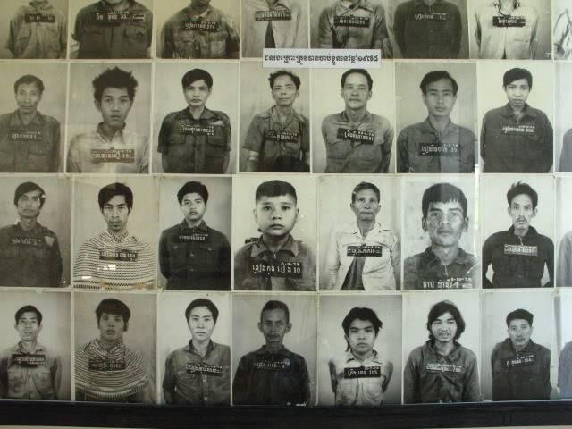 TUOL SLENG GENOCIDE MUSEUM, Phnom Penh, Cambodia 026