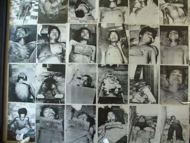 TUOL SLENG GENOCIDE MUSEUM, Phnom Penh, Cambodia 027-1