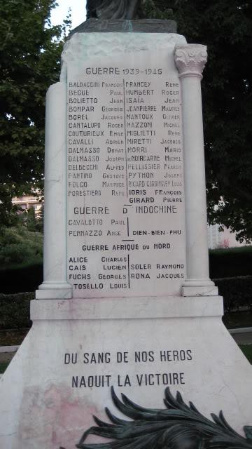 French War Memorials... 034-2