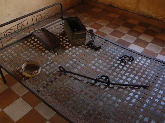 TUOL SLENG GENOCIDE MUSEUM, Phnom Penh, Cambodia 037