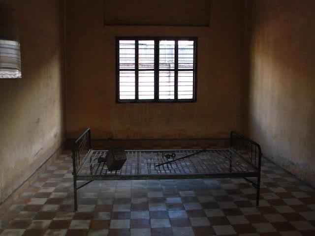 TUOL SLENG GENOCIDE MUSEUM, Phnom Penh, Cambodia 038