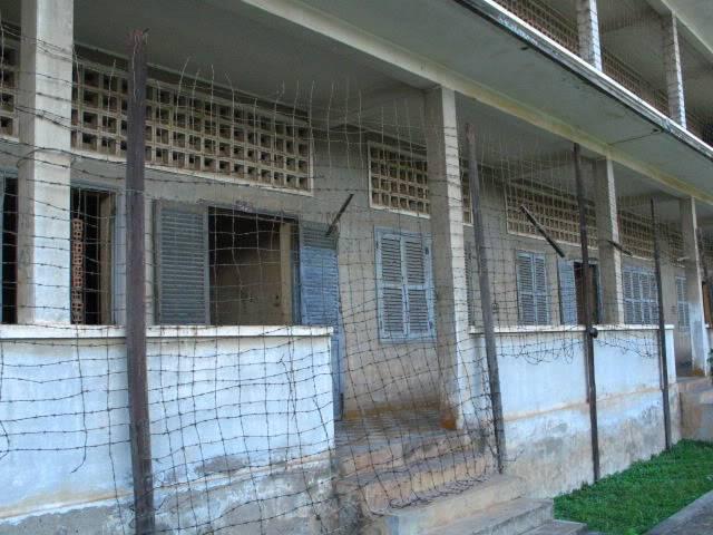 TUOL SLENG GENOCIDE MUSEUM, Phnom Penh, Cambodia 041