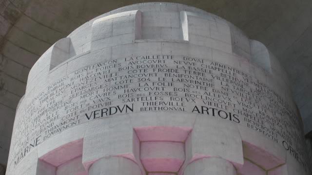 French War Memorials... 065-1