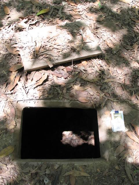 Cu Chi Tunnels & Traps, Vietnam  142