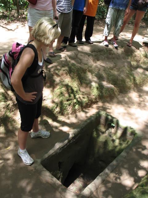 Cu Chi Tunnels & Traps, Vietnam  143