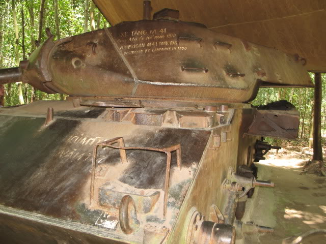 Cu Chi Tunnels & Traps, Vietnam  151
