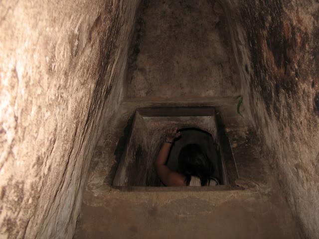 Cu Chi Tunnels & Traps, Vietnam  157