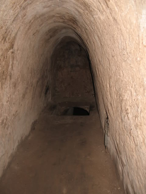 Cu Chi Tunnels & Traps, Vietnam  159-1