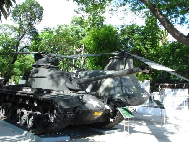 Vietnam War Remnants Museum, Saigon 161