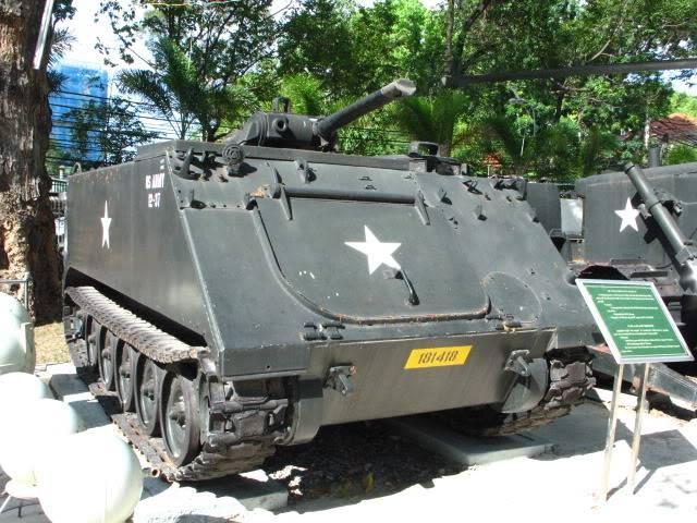 Vietnam War Remnants Museum, Saigon 167-2