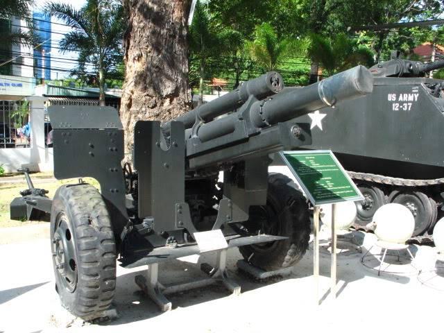 Vietnam War Remnants Museum, Saigon 168-1