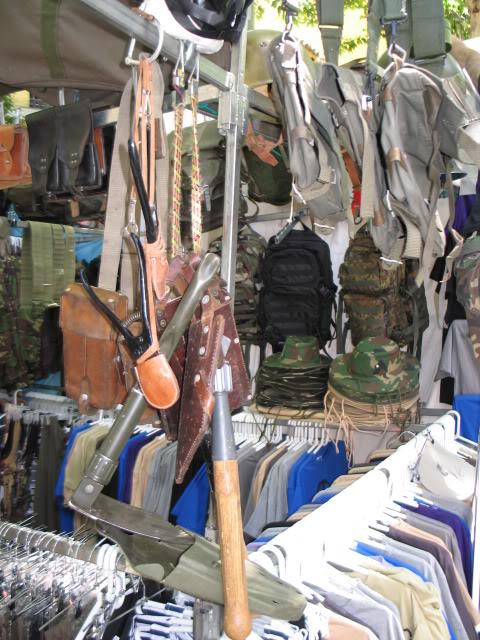 """""""El Rastro"""" flea market in Madrid, Spain 576"""