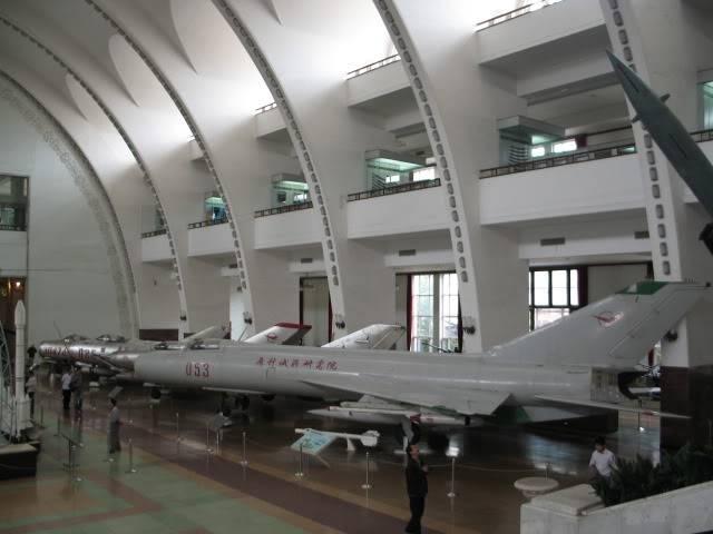 Beijing Military Museum... BeijingPics1089