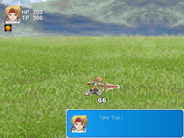 Tales Of Eternia - Battle System (Sistema de Batalha tipo Grand Chase *o*) Static