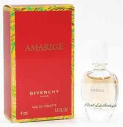 ORIGINAL MINIATURE PERFUME WITH BOX Amarige