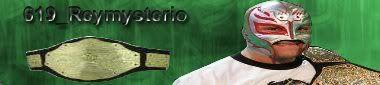 rey mysterio Firma