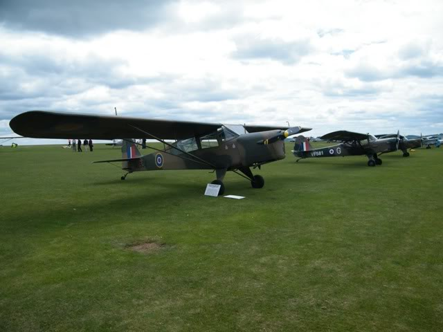 Auster Force - Middle Wallop 2009 A8-28
