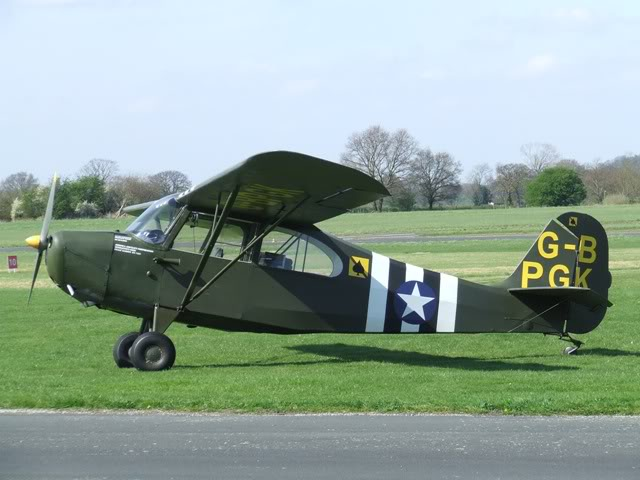 Aeronca in the UK H3-1