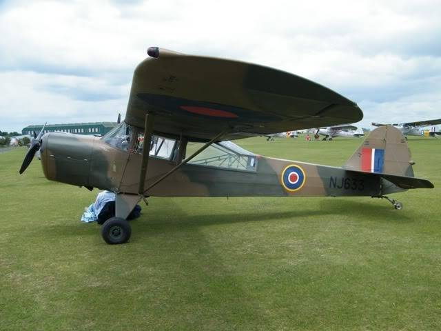 Auster Force - Middle Wallop 2009 W3