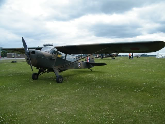 Auster Force - Middle Wallop 2009 W4