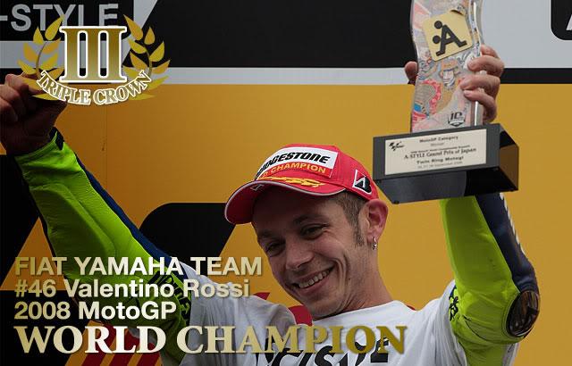 MotoGP  SBK Parc Ferme Fan Forum : Valentino Rossi