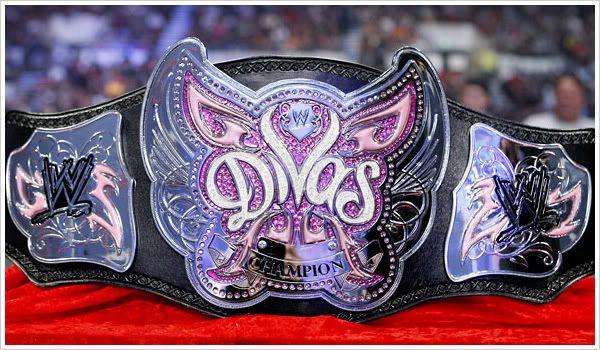 WWE: SmackDown! Booking DivasBelt