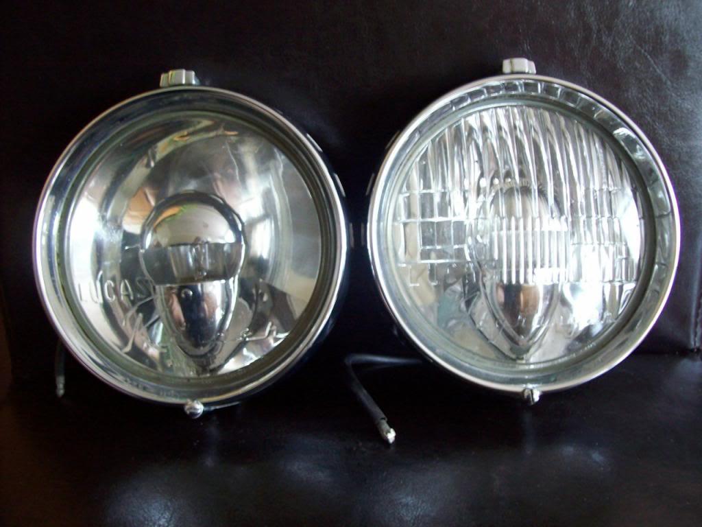 Pair of Lucas Spotlamps Ranger & Fogranger For Sale £40 SOLD 100_6668_zps3a33c914