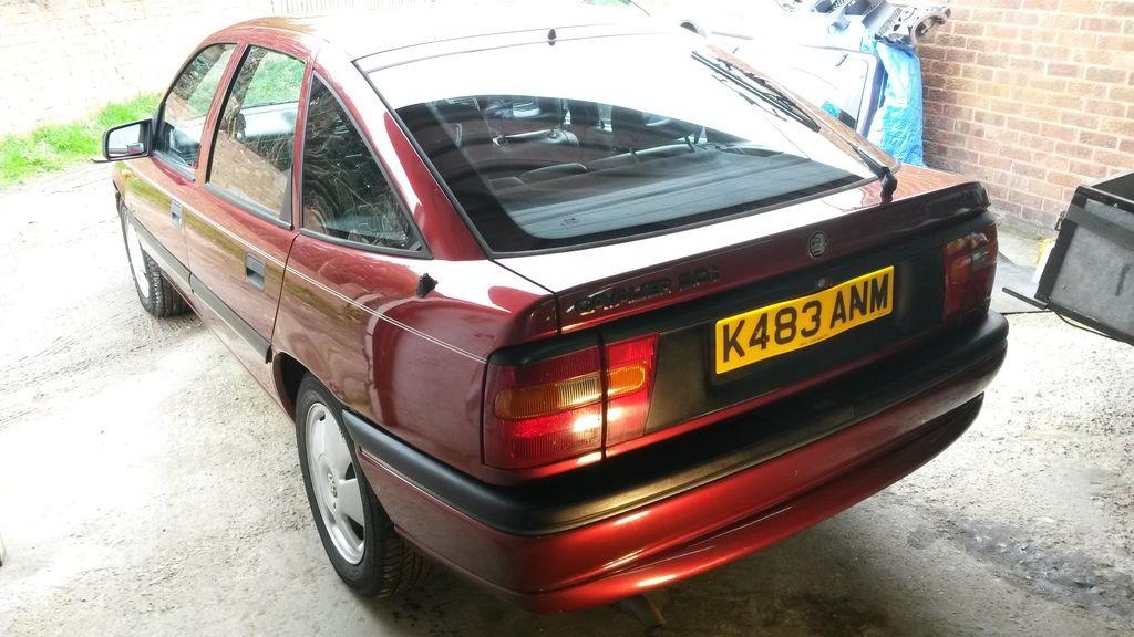 Vauxhall Cavalier 2.0i Diplomat Automatic £1175 ono **SOLD** 20150405_131330_zpszvdvfmih