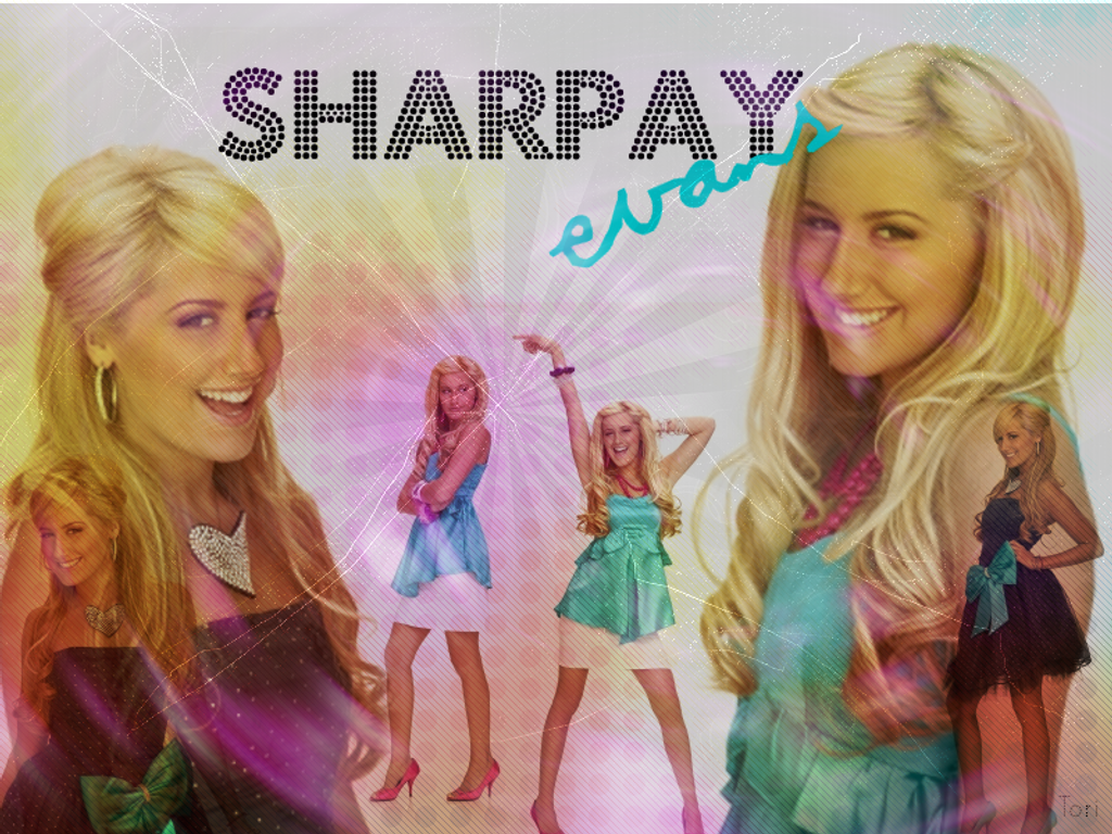 Ashley Tisdale Sharpay