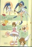 [Artbook] Card Captor Sakura Guide 1 Th_ccspart1-63