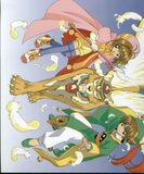 [Artbook] Card Captor Sakura Guide 1 Th_ccspart1-posterb