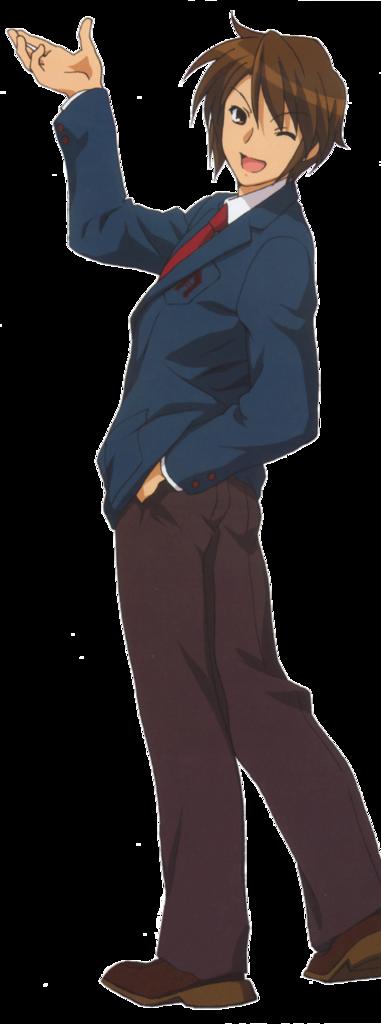 abc de personajes manga - Página 6 Koizumi-Itsuki-1