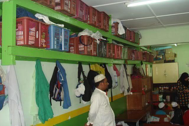 Rumah Anak Yatim dan Pelarian Rohingya, Selayang DSC04152