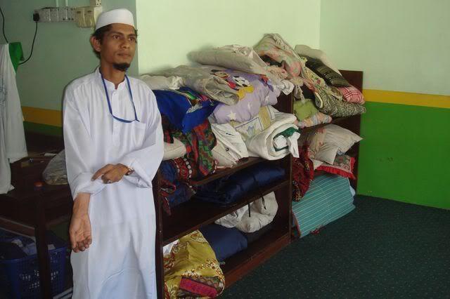 Rumah Anak Yatim dan Pelarian Rohingya, Selayang DSC04153
