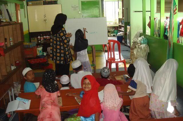 Rumah Anak Yatim dan Pelarian Rohingya, Selayang DSC04154