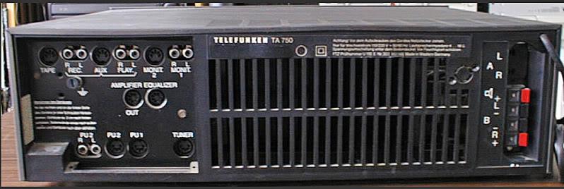 RCA vs DIN Telefunken
