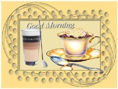 Картинки за добро утро, слънчев ден и приятна вечер Coffeemorning