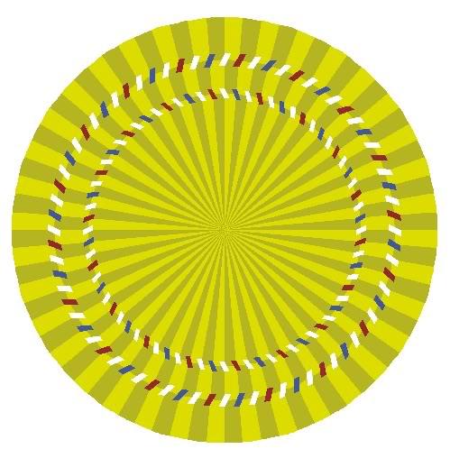 ILUZIONE OPTIKE........... Circle-optical-illusions