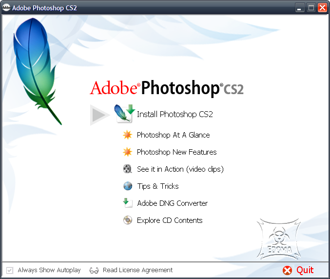 Descargar Adobe Photoshop CS2  P1